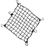 タナックス(TANAX) ツーリングネットV モトフィズ(MOTOFIZZ) ブラック Lサイズ(30L) MF-4563