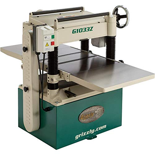 """Grizzly Industrial G1033Z - 20"""" 5 HP Planer"""