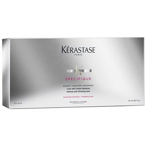 Kerastase Specifique Cure anti chute intensive 10x6ml - tratamiento intensivo anticaída