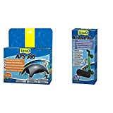*Tetra APS 50 Aquarienluftpumpe Luftpumpe Membranpumpe für Aquarien & Brillant Filter, luftbetriebener Innenfilter für Aquarien, für Aquarien von 15 bis 100 Liter, geeignet für Garnelen und Krebse