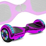6.5 Inch Electric Scooter Hoverboard Smart...