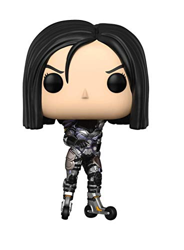 Pop Alita Battle Angel Motorball Body Vinyl Figure