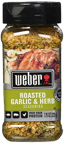 Weber Roasted Garlic & Herb Seasoning - 7.75 oz