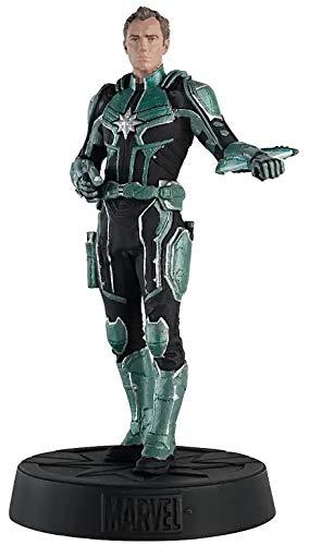 Marvel Movie Figura de Resina Collection Nº 104 Yon-Rogg (Captain Marvel) 13 cms