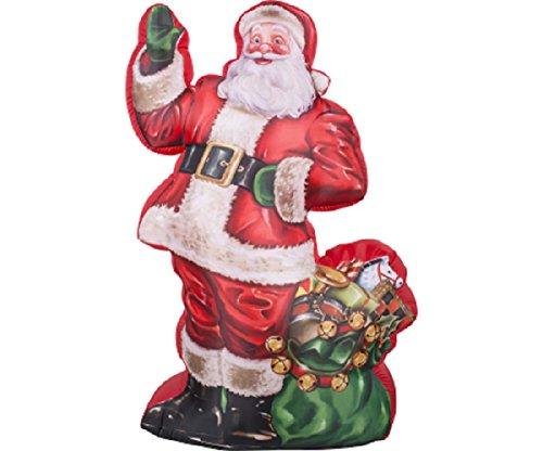 CHRISTMAS INFLATABLE WAVING SANTA WITH GIFTS