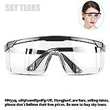 Gafas de Seguridad Gafas Protectoras Lentes de...