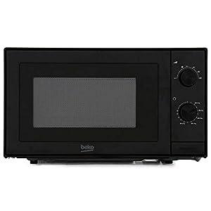 Beko MOC20100B 700W 20L Solo Microwave Oven – Black