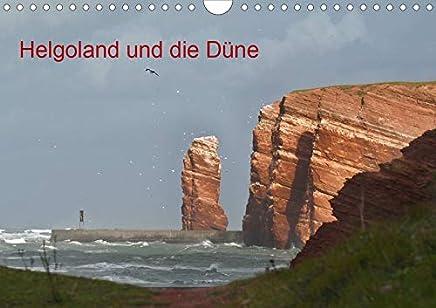 Helgoland und die Düne (Wandkalender 2020 DIN A4 quer): Helgoland und die Düne (Monatskalender, 14 Seiten )