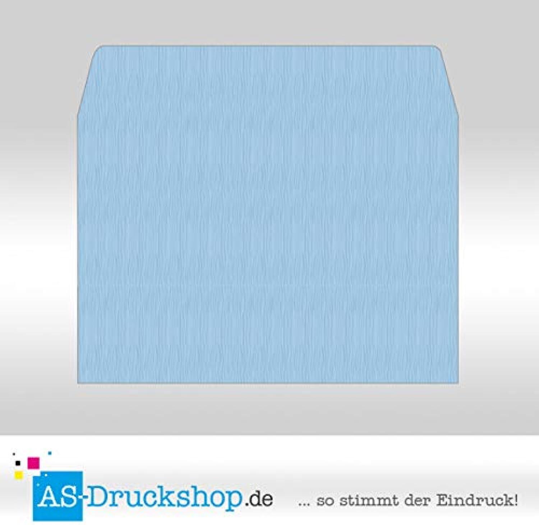 Briefumschlag KuGrün - - - Sky - mit Strukur DIN C5   50 Stück B0794XR19T | Lebendige Form  | Zarte  | Hohe Sicherheit  fbe495