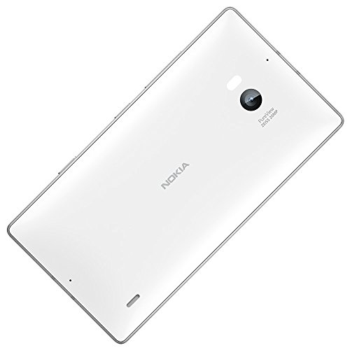 NOKIA LUMIA 930 COPRIBATTERIA WHITE ORIGINALE - 02507T7
