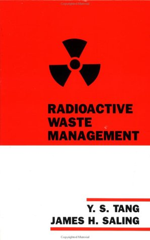 Download Radioactive Waste Management 0891166661