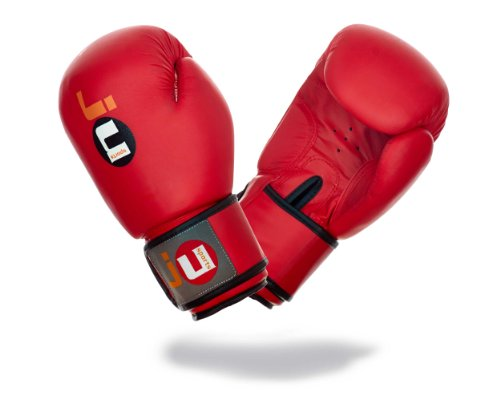 Ju-Sports Boxhandschuhe Training rot