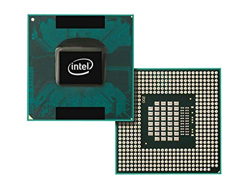 Intel Core2 Dúo T9300 Slaqg Slayy Móvil Procesador CPU Conector P 2.5GHz 6MB 800MHz