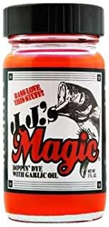 The Reel Shot JJ's Magic Dippin Dye (Methylate, 2 oz.)