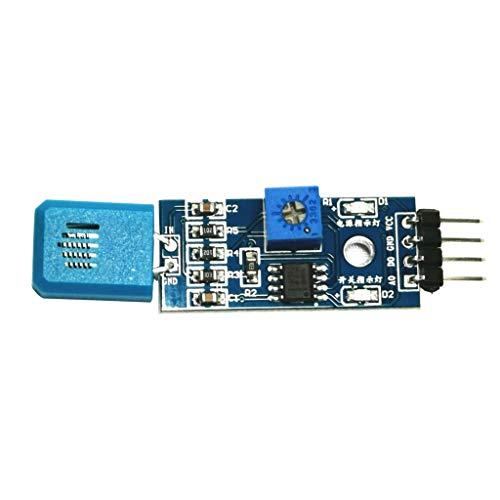 B Blesiya HR202 - Módulo sensor de temperatura digital impermeable (3,3 V 5 V)