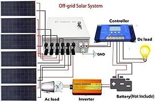10kw grid tie solar system