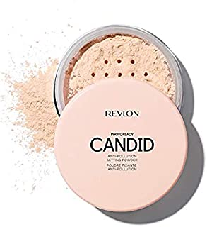 PhotoReady Candid Anti-Pollution Setting Powder, 001 Light (Pack of 2)