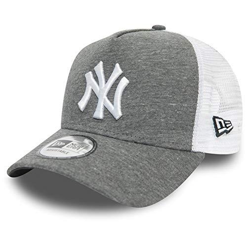 New Era Adjustable Trucker Cap - Jersey New York Yankees