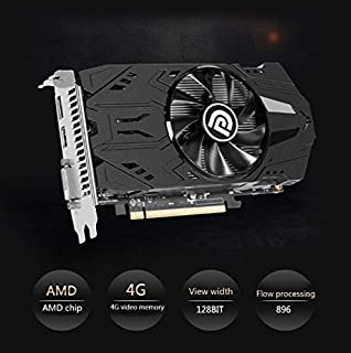 AKDSteel 4GB RX560 4G DDR5 Desktop Gaming Graphics Cards Video Card Independent HD Game Graphics Card With Quality Assurance