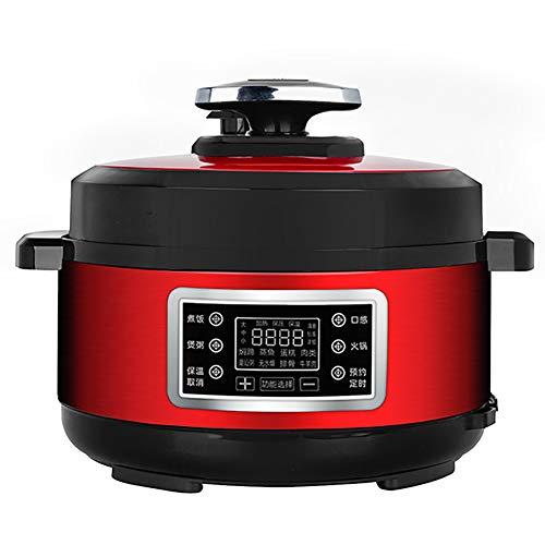 XER Smart 4-in-1 Fornello a Pressione elettrica Avanzato Fornello di Riso Multifunzione Avanzato Come fornello Lento, Saute, creatore di Yogurt, Maker e scaldatore