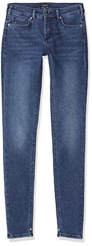 Scotch & Soda Damen La Bohemienne Cropped Jeans, Believe In The Frills 3330, 24W / 32L