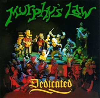 Dedicated by Murphy's Law