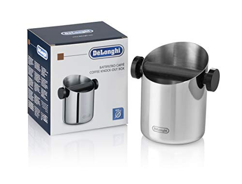 De'Longhi DLSC059 Knock Box - Best Espresso Knock Box