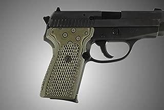 Hogue Sig P239 G10 Grip Kit Pir G-M Grn