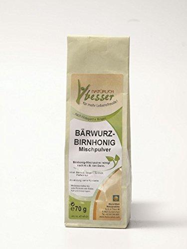 Bärwurz Birnhonig Mischpulver Original nach Hilgegard von Bingen 70g