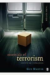 Essentials of Terrorism: Concepts and Controversies Digital download