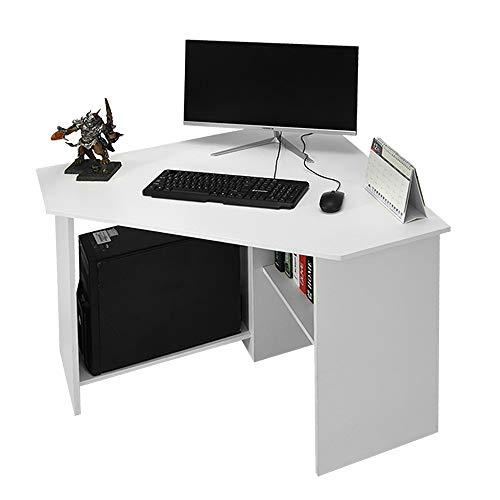 Corner Desk Computer Table Laptop Workstation Gaming Desktop Home Study Office