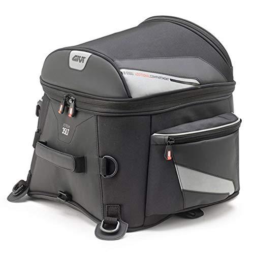 Givi XS316 XSTREAM-Bag-Hecktasche schwarz aus Cordura 35 Liter Volumen/Max. Zuladung 4 kg
