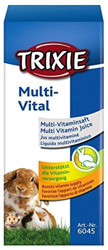 Vitaminas para roedores liquido TRIXIE gotero