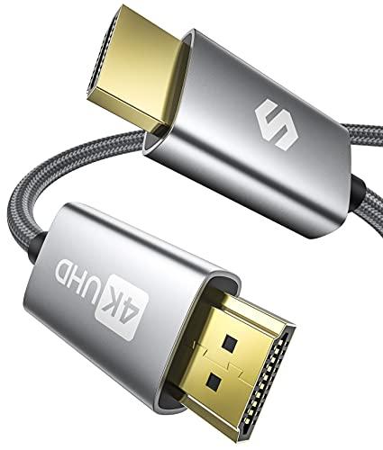 Cable HDMI 4K 2 Metros, Silkland Cable...