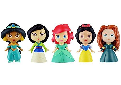 Tomy - T8886EU1 - Maxi Figurine Disney Princesses Cute - Modèle Aléatoire