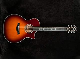 Taylor Limited Edition 614ce - Desert Sunburst with Quilted Maple Back Sides
