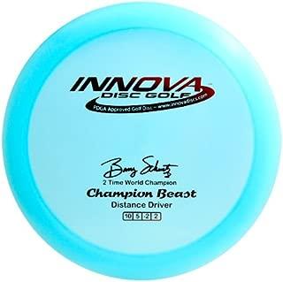 Innova Disc Golf I-Dye Champion Material Beast Golf Disc, 170-172gm (Colors may vary)