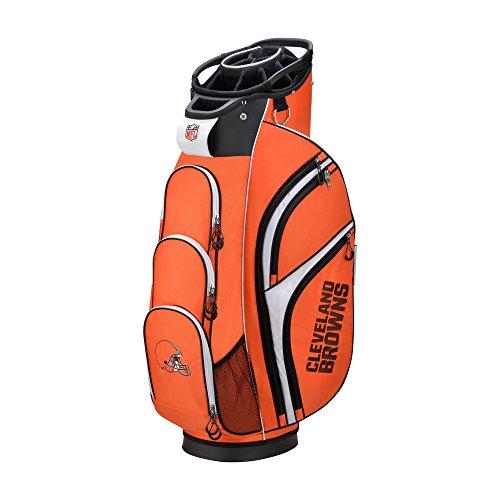 Wilson NFL Browns Golf Cart Bag