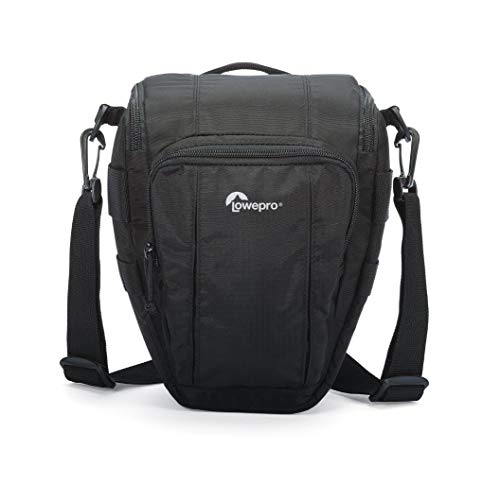puissant Sac Photo Lowepro Top Loader Zoom 50AW II – Noir