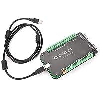 1pcMACH3モーションコントロールNVCMUSBインターフェースボードカードCNCモーションコントローラーサポートステッピングモーター用Mach3ソフトウェア