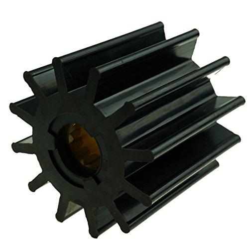 GHmarine Waterpomp Flexibele Rubber Impeller Vervang Jabsco Impeller 17936-0001
