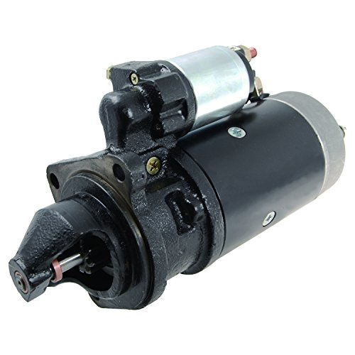 AJ-ELECTRIC NEW STARTER FITS LONG TRACTOR 260 360 340 500 510 530 550 600 610 640 850 2360 2460 2510 2610 2630 1979-1997 0001359091