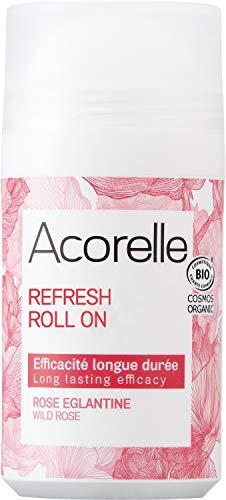 Acorelle Desod. Roll-On Rosa Silve Acorelle 100 g