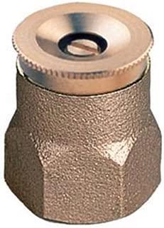 Orbit Sprinkler System 180 Degree Pattern Brass Shrub Head 54031