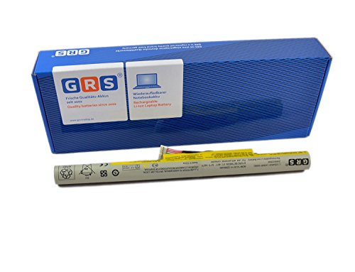 GRS Batería Lenovo IdeaPad Z500, Z400, P500 sustituye a: L12L4K01, L12S4E21, L12M4E21, L12M4K01, L12S4K01 Laptop Batterie 2200mAh,14,4V