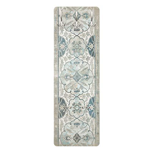 Bilderwelten Perchero Panel Mural Gancho De Pared   Wood Panel Persian Vintage II 139 x 46cm