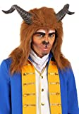 Disney Beauty and The Beast Costume Hood with Horns