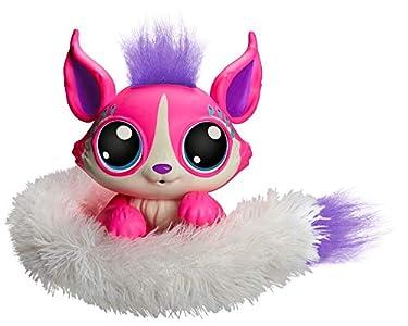 Mattel - Lil' Gleemerz Adorbrite, Juguete Interactivo Rosa con Luces Y Sonidos para Niños +5 Años (Mattel Gll06)