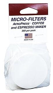 AeroPress TKC81R24 Filter Papers, Pack of 350, White (B000LTOCSG) | Amazon price tracker / tracking, Amazon price history charts, Amazon price watches, Amazon price drop alerts