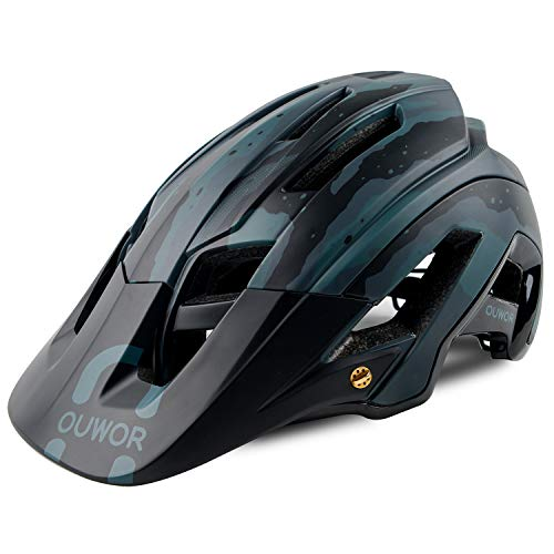 Best camouflage bicycle helmets